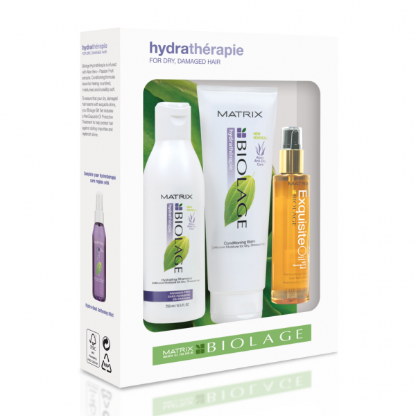 Matrix Biolage Hydratherapie Gift Set