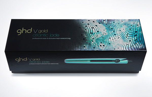 ghd V Atlantic Jade Styler