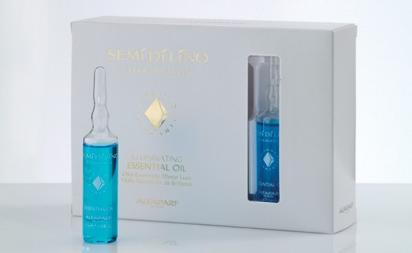 Alfaparf Semi di lino Diamante Illuminating Essential Oil